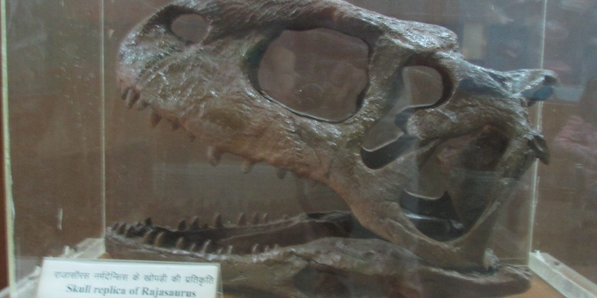 Rajasaurus narmadensis and Other Mementoes of Ancient Indian Culture