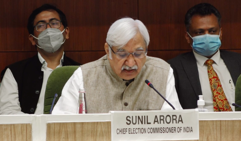 Bihar Assembly Polls in 3 Phases on October 28, November 3 and 7; Counting on November 10