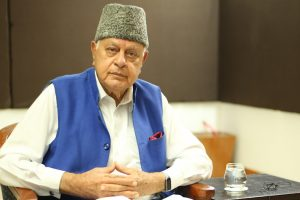 'Kashmiris' Dreams Are Gone, They Are Slaves': The Farooq Abdullah Interview