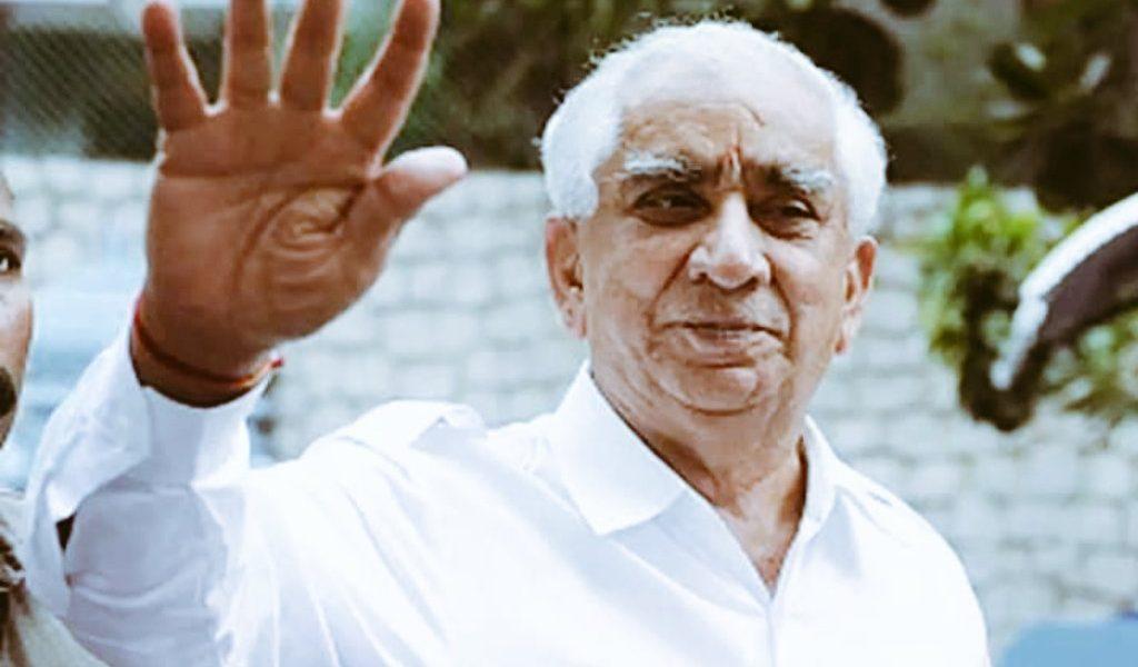 Former Union Minister Turned BJP Rebel Jaswant Singh Passes Away