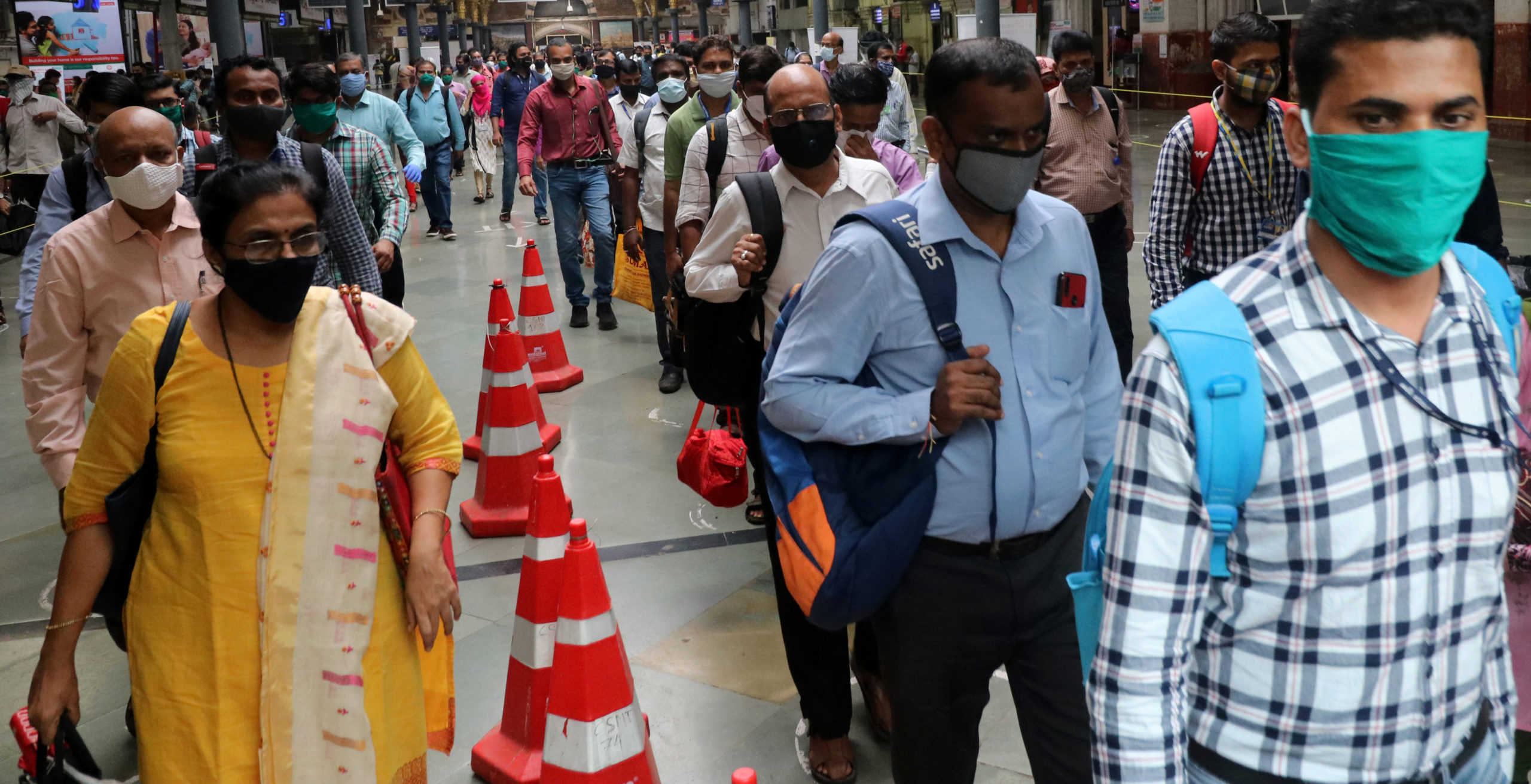 What Is Driving Mumbai's COVID-19 Surge? And How Bad Is It? – The Wire Science