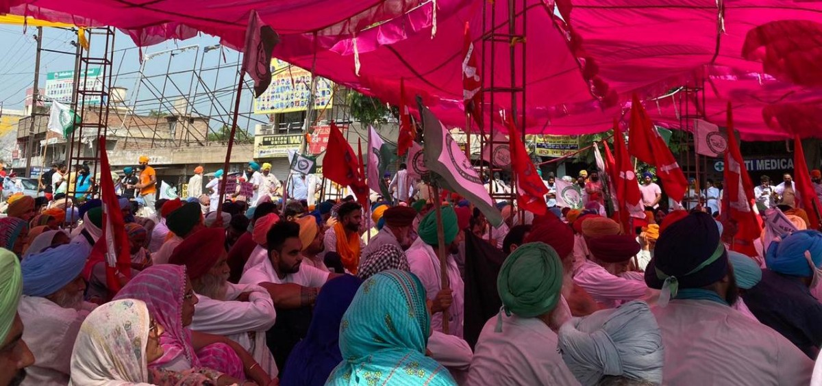 A Century-Old Punjabi Song of Defiance Resurfaces in the Farmers Protests