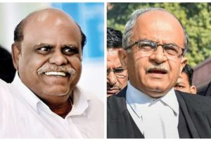The Shaky Scales of Fairness in Contempt Cases of Justice Karnan and Prashant Bhushan