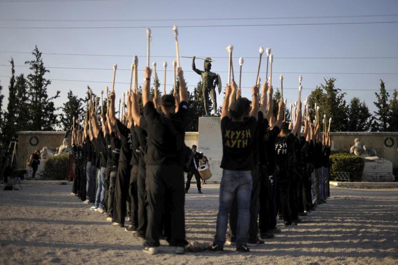 Greece's Nazi Golden Dawn Has Finally Been Ruled a Criminal Organisation