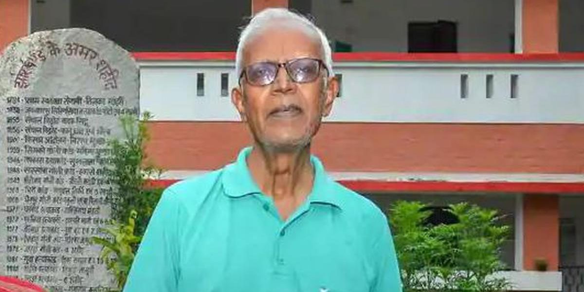 The Indomitable Spirit of Father Stan Swamy