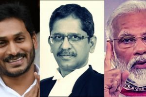 In Y.S. Jagan v Justice Ramana, Modi Government Wins, Regardless of Outcome