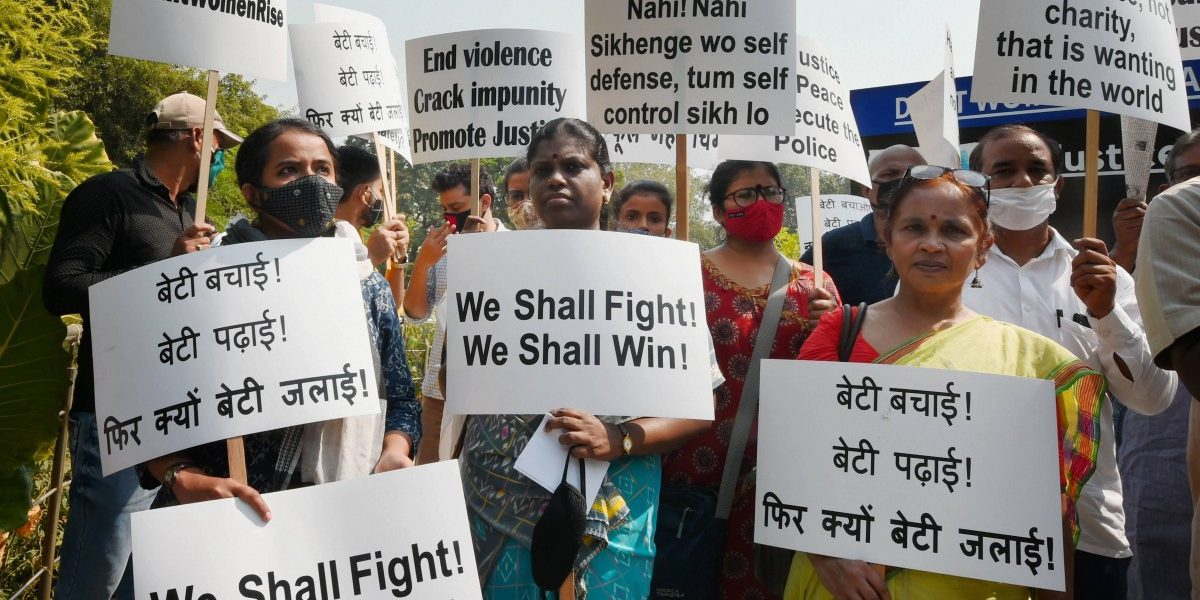 SC Must Stop Courts From Asking for 'Compromise Between Parties' in Sexual Assault Cases