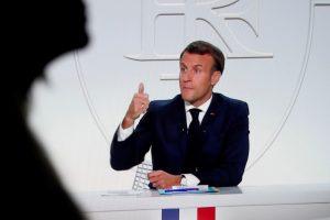 French President Macron Calls Israeli PM Bennett on Allegations of Snooping