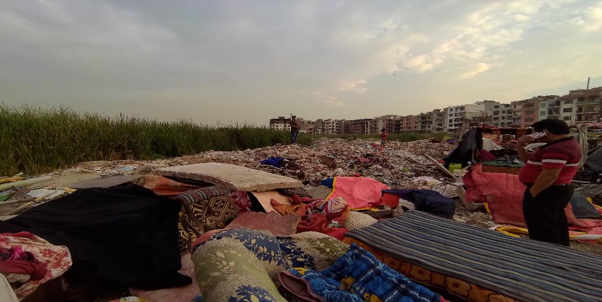 'This Is Like Killing Us': DDA Demolition Leaves Hundreds of Batla House Slum Dwellers Homeless