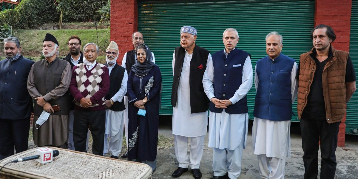 To Contest or Not: Gupkar Alliance In a Bind About Participation in J&K DDC Polls