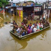 hyderabad telangana floods rains october 2020