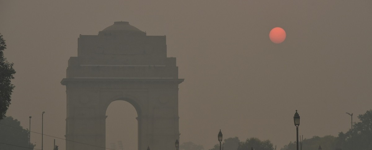 Delhi's Air Quality Enters 'Very Poor' Zone, Hits Eight-Month Low