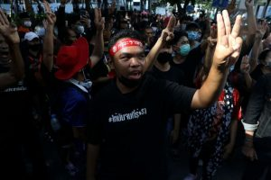 Thailand: Thousands Defy Protest Ban, Agitate Against Monarchy and Govt in Bangkok