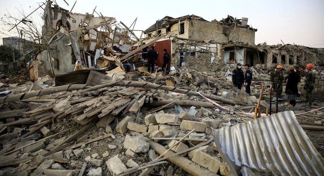 Armenia, Azerbaijan Agree on New Nagorno-Karabakh Ceasefire