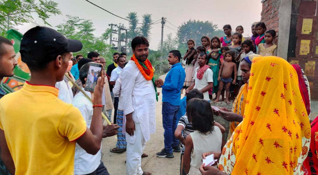 Ground Report: In Bihar's Paliganj, a Left Leader Juggles Perceptions as Mahagathbandhan Candidate