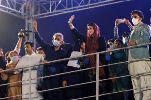 Pakistan Opposition Alliance PDM to Stage Its Final Rally in Lahore