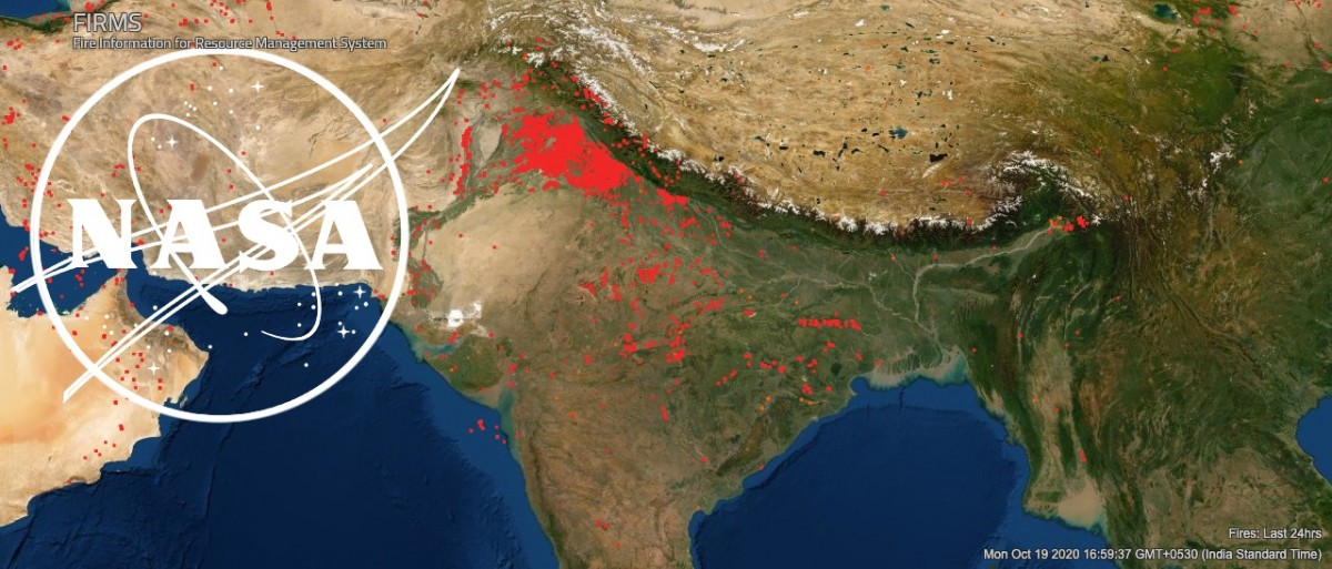 As Pollution from Stubble Burning Makes Headlines Again, Here Are the  Issues at Stake