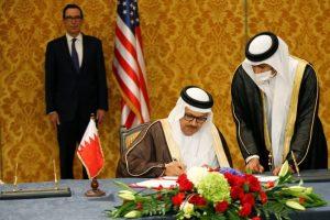 Israel, Bahrain Sign Deal Establishing Formal Relations
