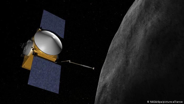 NASA Makes Final Prep for Asteroid Landing