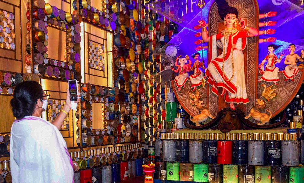 Calcutta HC's Durga Puja Order Highlights the Failure of Bengal's Politics When it Matters Most