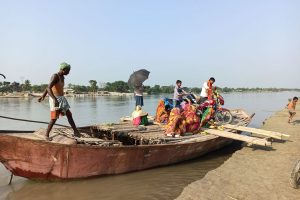 Bihar Ground Report: In a Forsaken Village He Used His Savings to Buy a Boat Instead of a House