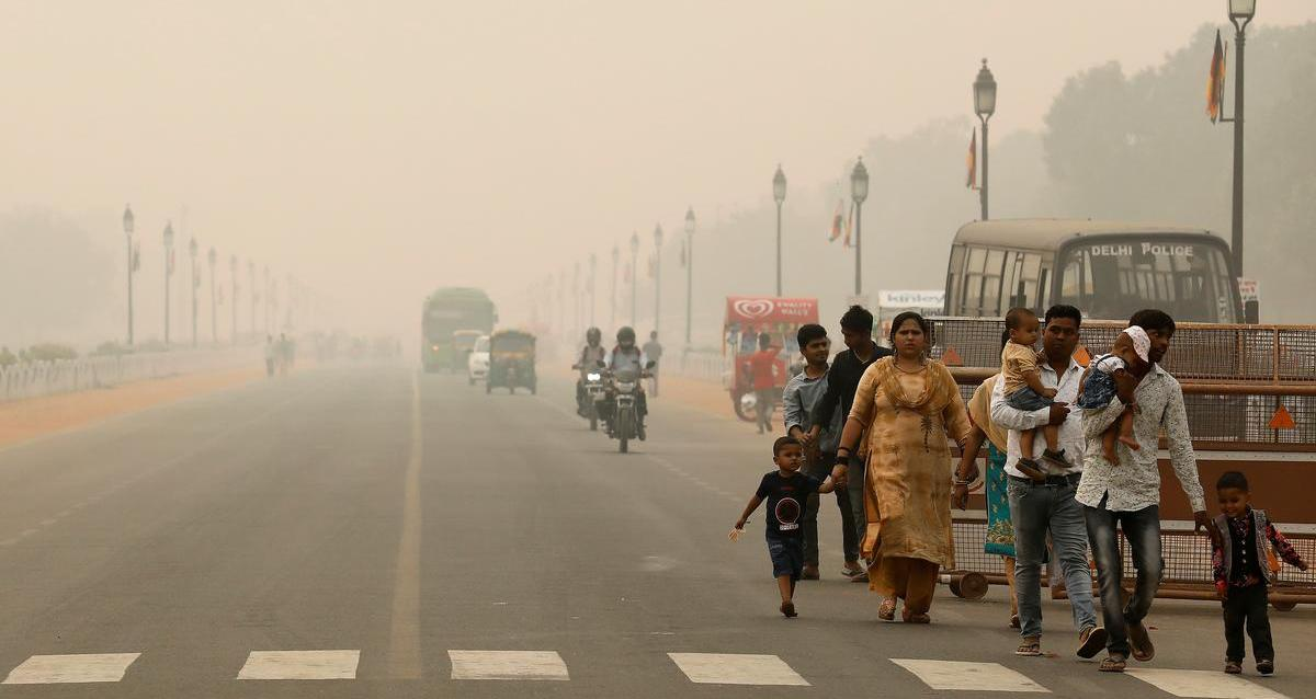 Air Pollution Lead to Over 116k Infant Deaths in India in 2019: Study – The Wire Science