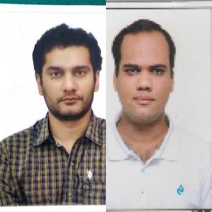 Harshvardhan Tripathy and Prabal Saran Agarwal