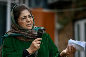Mehbooba Mufti Claims She Has Been Put Under 'Illegal Detention'