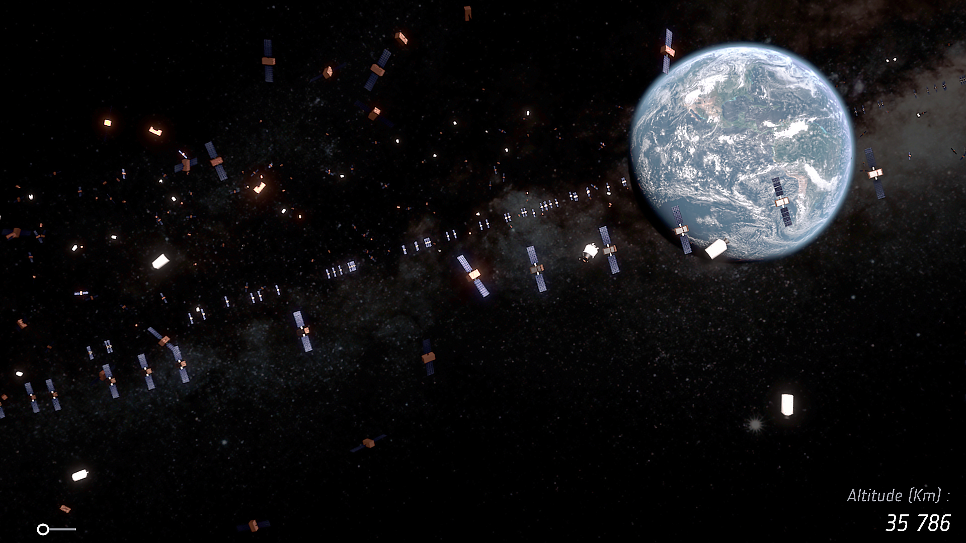 Near Collision of Rocket Part, Satellite in Orbit Stirs up Space Junk Worries – The Wire Science
