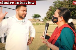 Exclusive | The Time Has Come for Economic Justice, Says Tejashwi Yadav