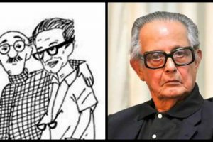R.K. Laxman: The 'Silent, Incidental Presence' of the Common Man