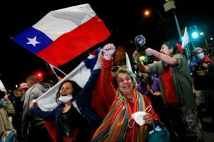 'Triumph of People': Chileans Vote by Millions to Tear up Pinochet-Era Constitution