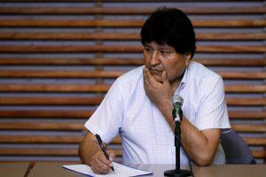 Arrest Warrant Against Former Leader Evo Morales Scrapped by Bolivian Judge