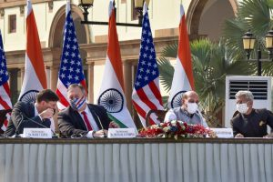 New Defence Agreement Done, Trump Administration Sees in India an Ally on China