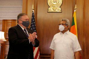 China Brought Lawlessness to Sri Lanka, Maldives: Mike Pompeo