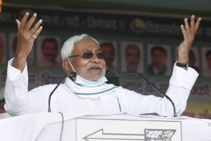 The Loneliness of Being Nitish Kumar