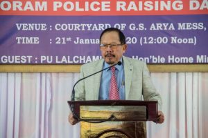 Mizoram Will Not Withdraw Forces From Assam Border: State Home Minister