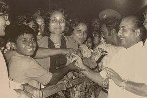 How Mohammed Rafi Came To South Africa at the Height of Apartheid To Cheer up the Diaspora