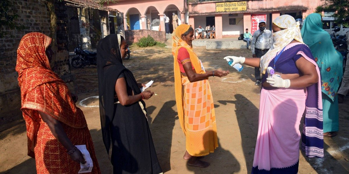 Does Bihar's 'Good' COVID-19 Data Reflect a Well-Managed Epidemic or Poor Detection?