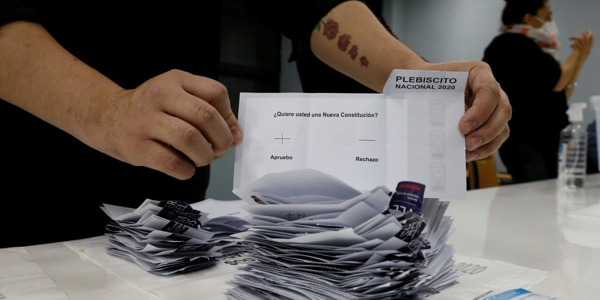 Chile Is at a Turning Point as Majority Favours New Constitution