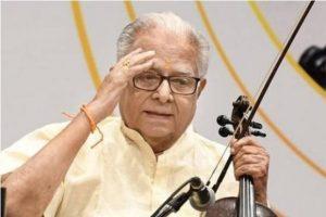 Violinist T.N. Krishnan Dies at 92