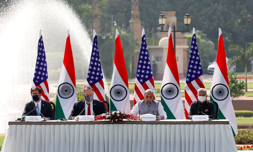 As Biden Inches Closer to Victory, MEA Says India-US Ties Have 'Very Strong Bipartisan Support'