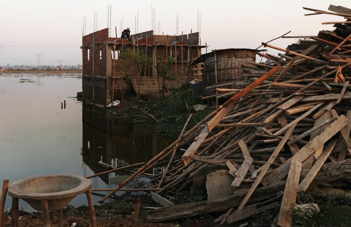 Bihar elections 2020 Bihar floods