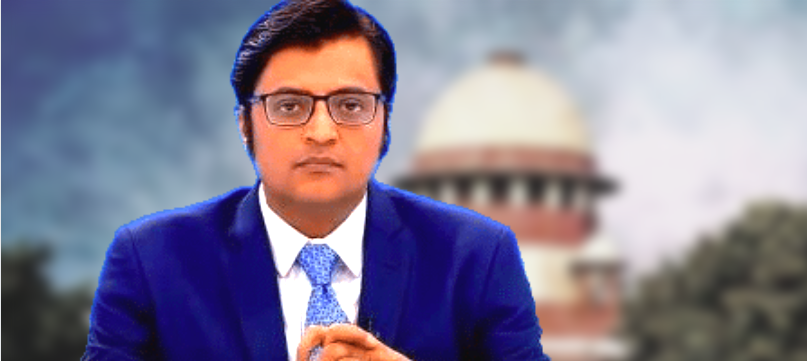 Supreme Court Orders Arnab Goswami's Release on Interim Bail