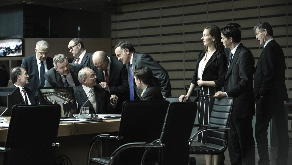 When There Were Not Many Adults Inside the Great Meeting Rooms of the European Union