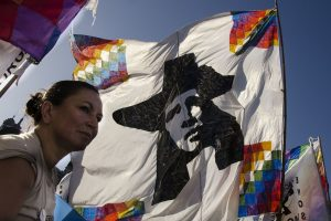 Túpac Amaru's Rebellion Lives On