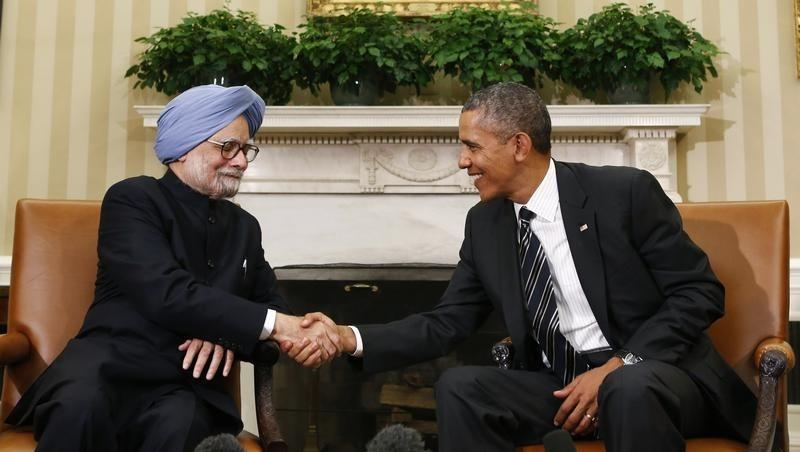 Along With Praise for Manmohan Singh In Book, Obama Worried by 'Divisive Nationalism'
