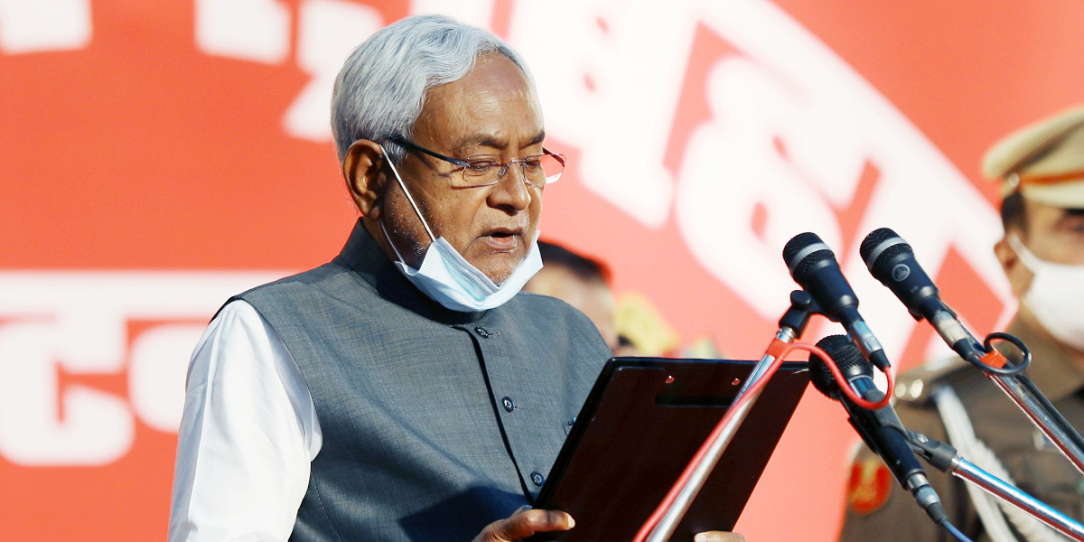 Under Nitish Kumar the Night-Watchman, Bihar Will Remain Unsettled