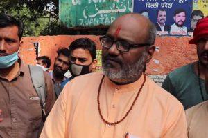 Ghaziabad Police Move to Slap Goonda Act on Yati Narsinghanand for 'Anti-Social Activities'