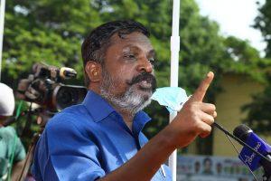 Thol Thirumavalavan Has a Way for Dravidian Parties to Keep BJP at Bay